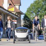 Starship launches autonomous delivery services to Milton Keynes