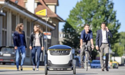 Swiss Post testing delivery robots in Zurich