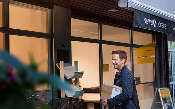 DHL extends European parcel network