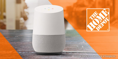 Home Depot joining Google Express