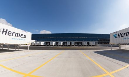 Hermes officially opens new logistics centre in Mainz