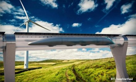 HTT unveils plans to build India's first hyperloop in Andhra Pradesh