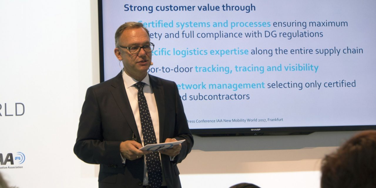 Kuehne + Nagel launches E2E supply chain solution for lithium ...