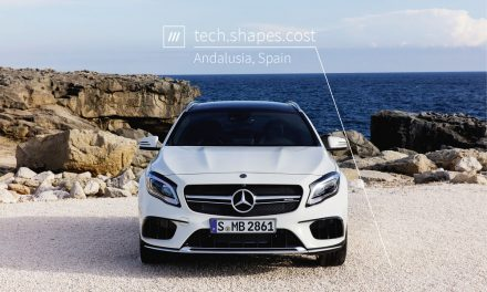 Mercedes-Benz introducing in-vehicle 3 word address navigation