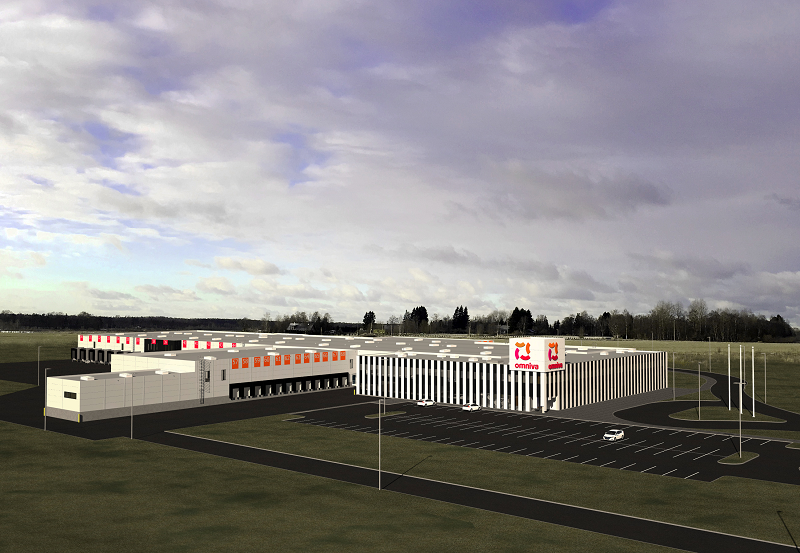 Construction set to start on new Omniva logistics centre