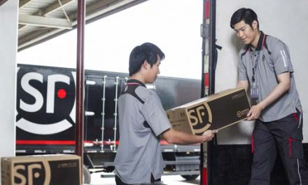China's Ministry of Commerce approves UPS/SF joint venture