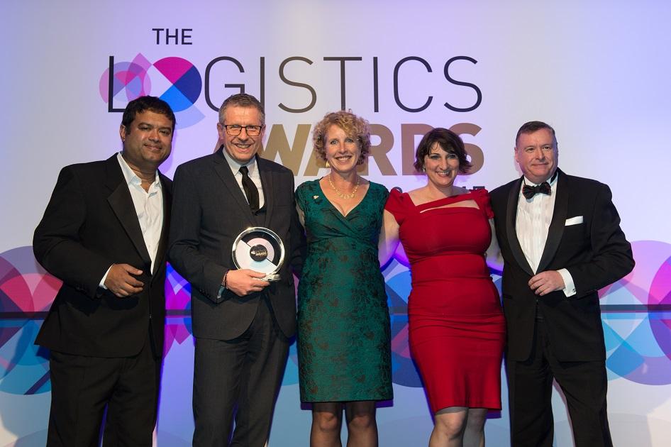 Secured Mail wins Technology Innovation Award