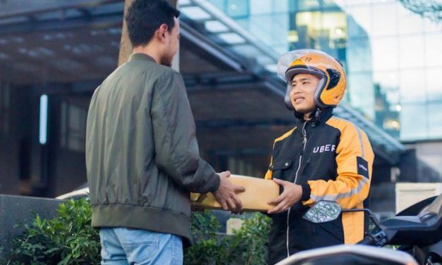 Uber launches two new delivery services