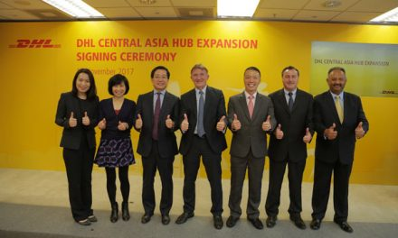 DHL Express expanding Central Asia Hub