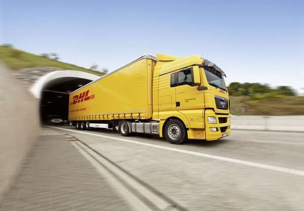 DHL Freight building new Hanover hub