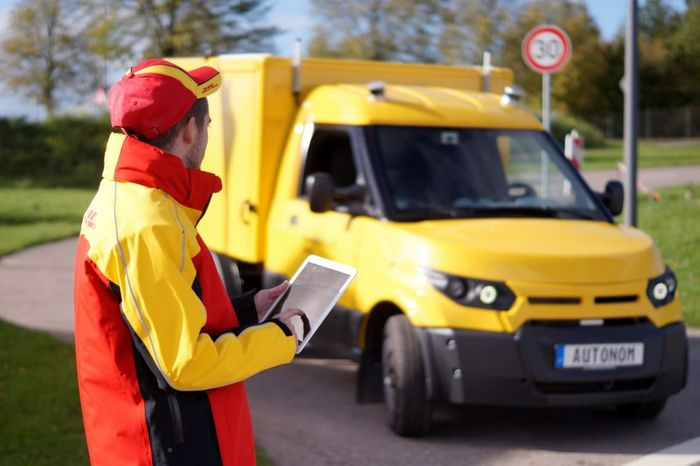 Deutsche Post DHL set to deploy self-driving delivery trucks