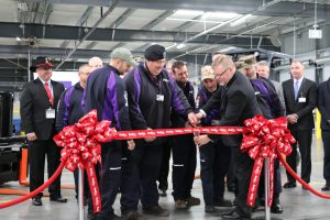 FedEx opens new Kentucky facility
