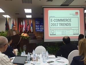 IPC presents initial results of cross-border e-commerce shopper survey at APPU Forum
