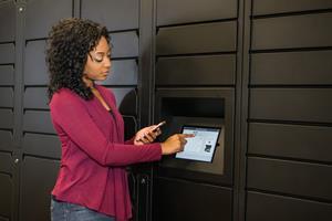 Luxer One unveils new locker solution