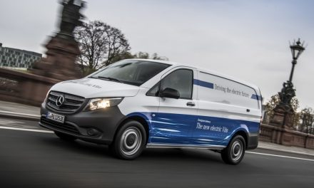 Mercedes-Benz ramps up electric van options