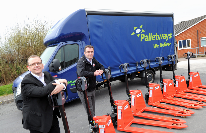 Palletways Bristol gearing up for home delivery growth