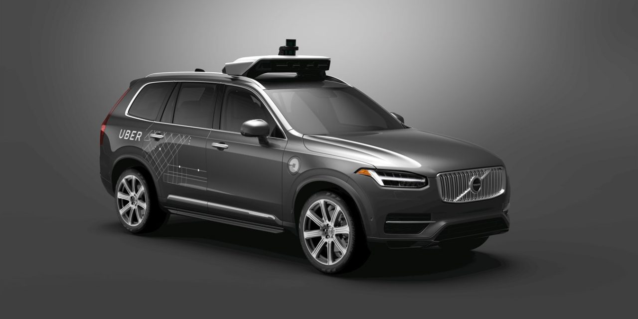 What Cars Qualify For Uber >> Volvo To Supply Tens Of Thousands Of Autonomous Cars To