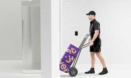 """World's first unattended deliveries using smart access"""