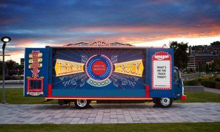 Amazon's Treasure Truck coming to the UK