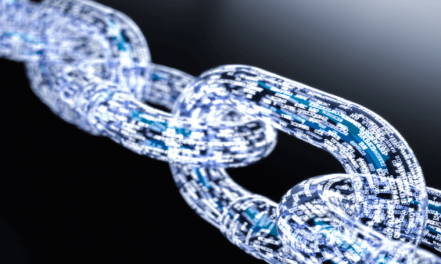 Blockchain links
