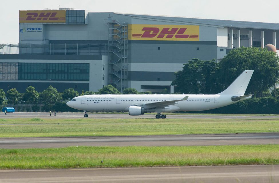 DHL Express taking delivery of P2F aircraft