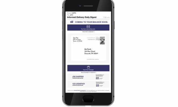 USPS adds package tracking function to Informed Delivery service