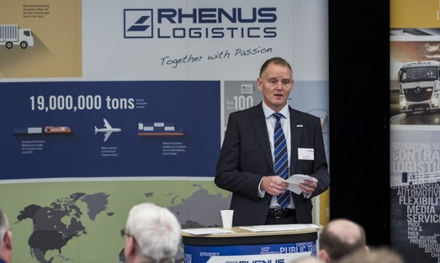 Rhenus opens new Manchester facility
