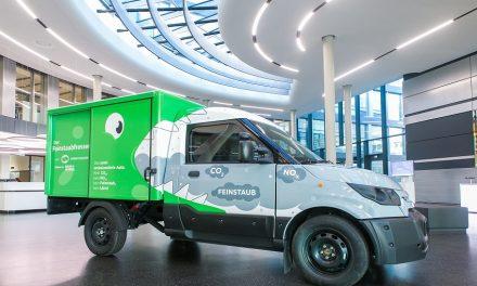 "Deutsche Post DHL and MANN+HUMMEL working together on ""emission neutral"" vehicles"