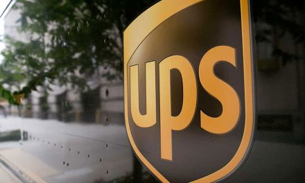UPS appeals to small and medium-sized businesses.