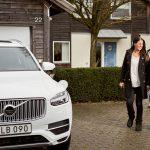 Volvo testing autonomous cars on Gothenburg's public roads