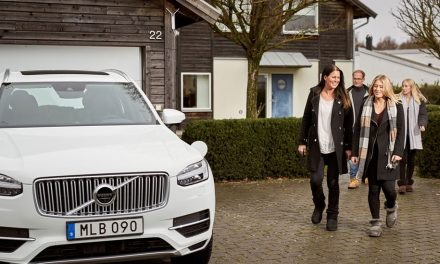 Volvo testing autonomous cars on Gothenburg's public roads