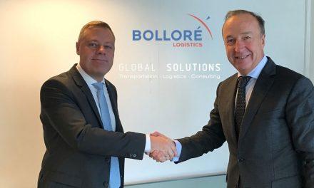Bolloré Logistics takes majority stake in Denmark's Global Solutions