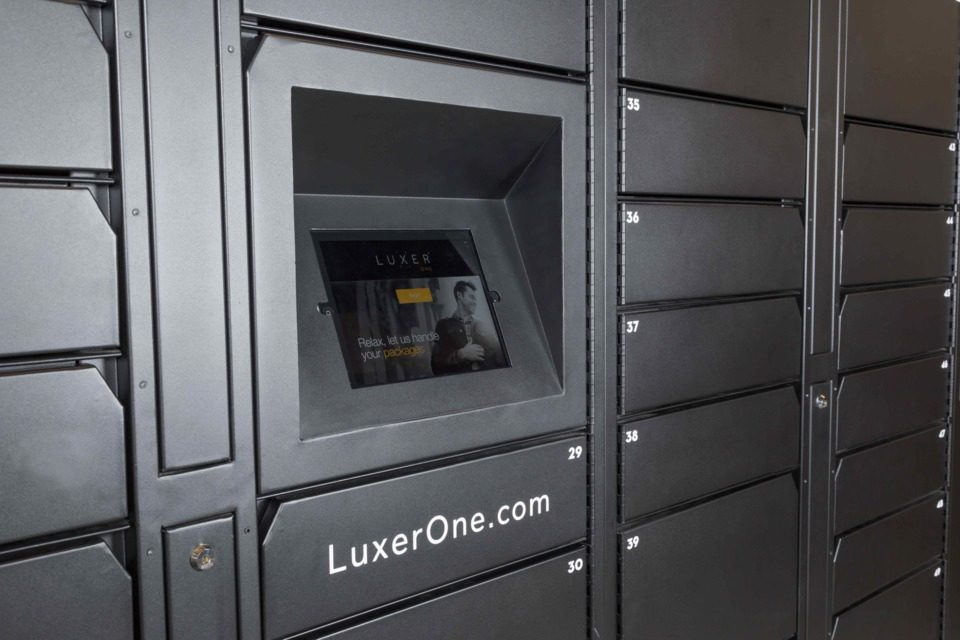 Luxer One rolls out lockers to more than 60 retail locations in US