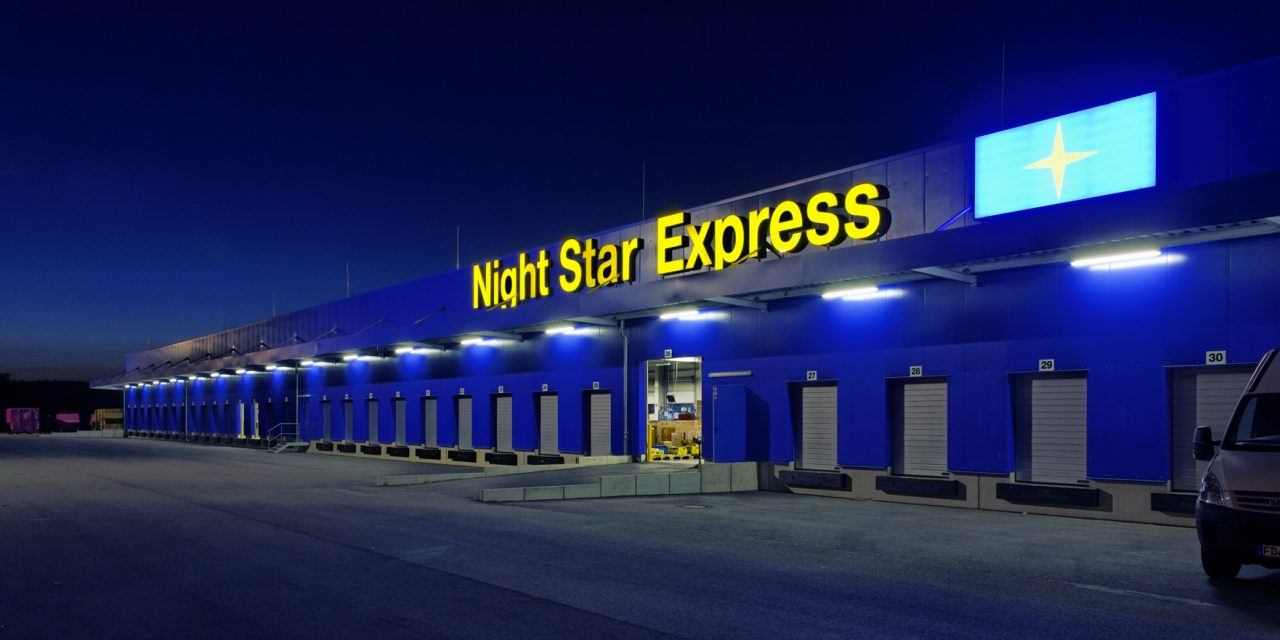 Night Star Express reports 5.37m shipments for 2017