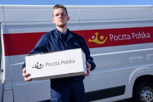 Polish Post delivered 120m parcels in 2017