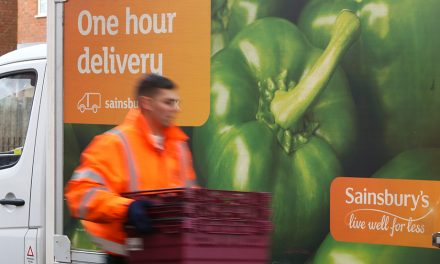 Sainsbury's reports strong online growth