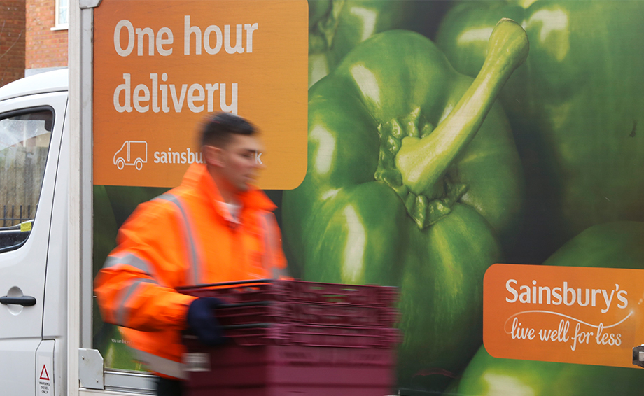 Sainsbury's raises profit forecast after enjoying record Christmas