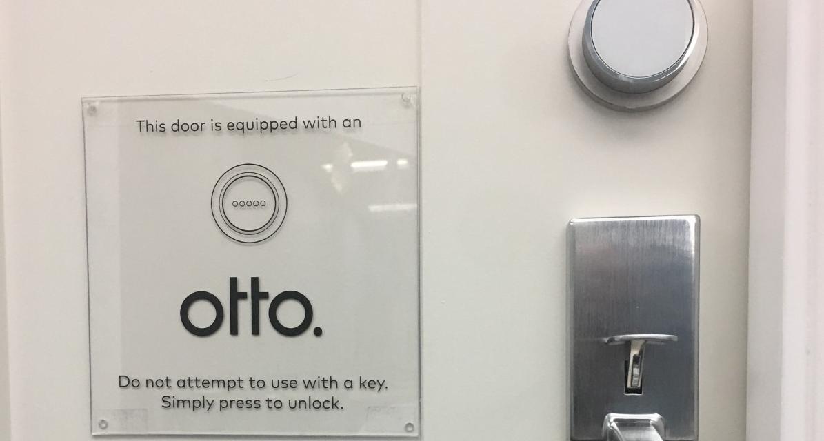 The stylish Otto smart lock's creators are suspending operations