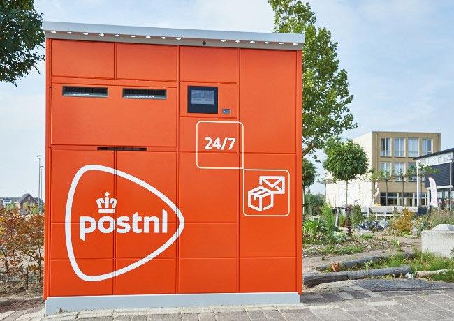PostNL extends parcel and letter machine pilot