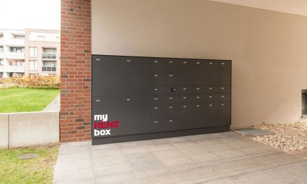 The Safety Letterbox Company launches new range of parcel boxes in UK