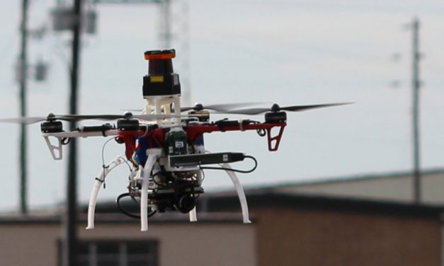 Drones that allow for uncertainty
