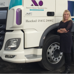 New sales manager for Palletways member Arthur Oakley Transport