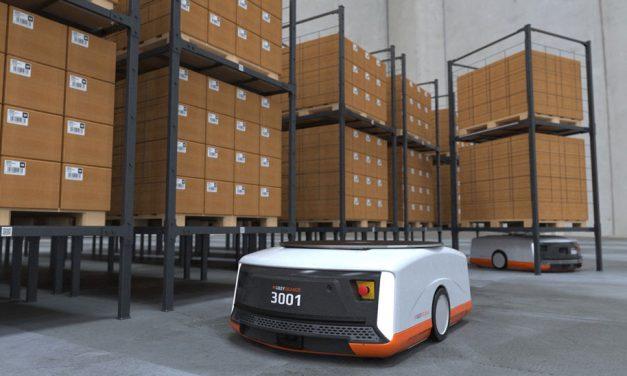 GreyOrange unveils Butler XL warehouse robotics system