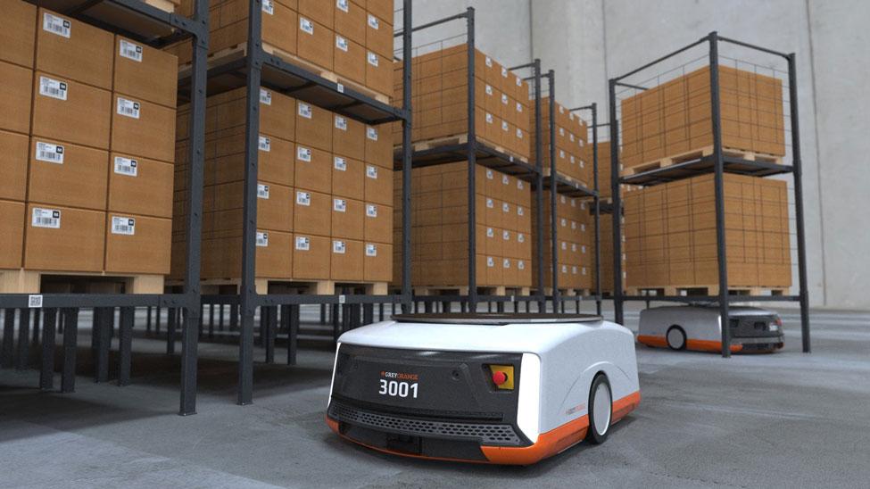 GreyOrange unveils Butler XL warehouse robotics system   Post & Parcel