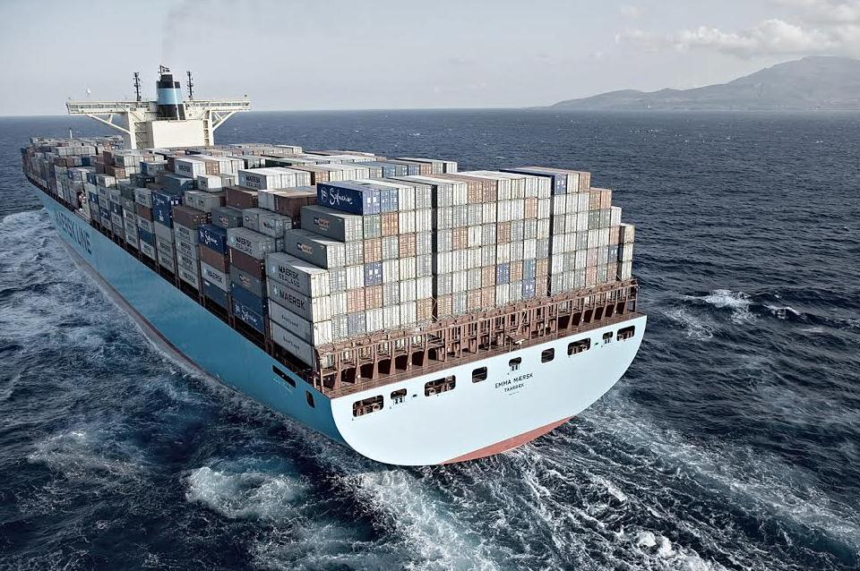 Shipping giant Maersk reportedly eyeing parcel delivery market
