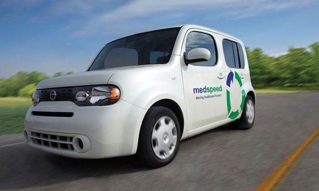US healthcare logistics provider MedSpeed opts for Descartes route planning and management platform
