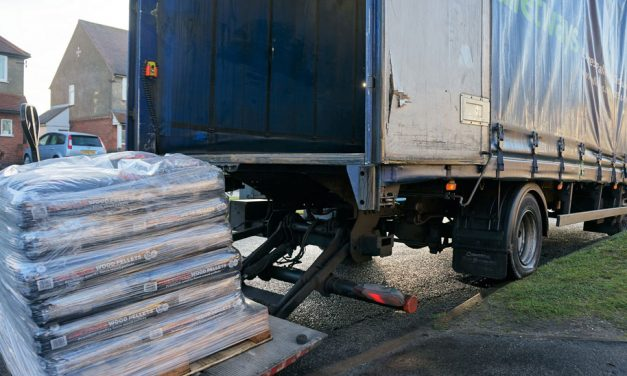 Palletways supports White Horse Energy's expansion into Italy