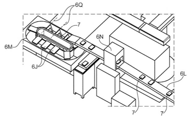 USPTO grants Solystic patent for robotized postal sorting machine