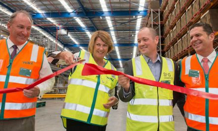 Toll Group opens new Sydney distribution centre
