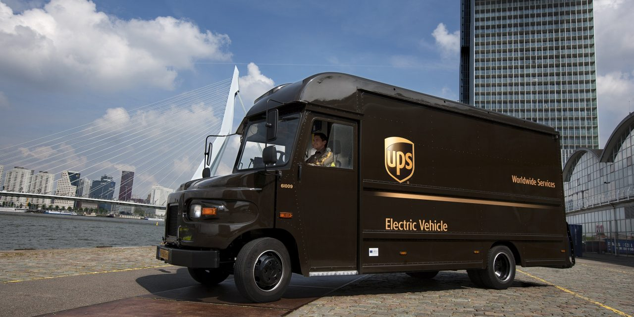 "UPS ""boosts investments by $12bn on favorable tax law impact"""